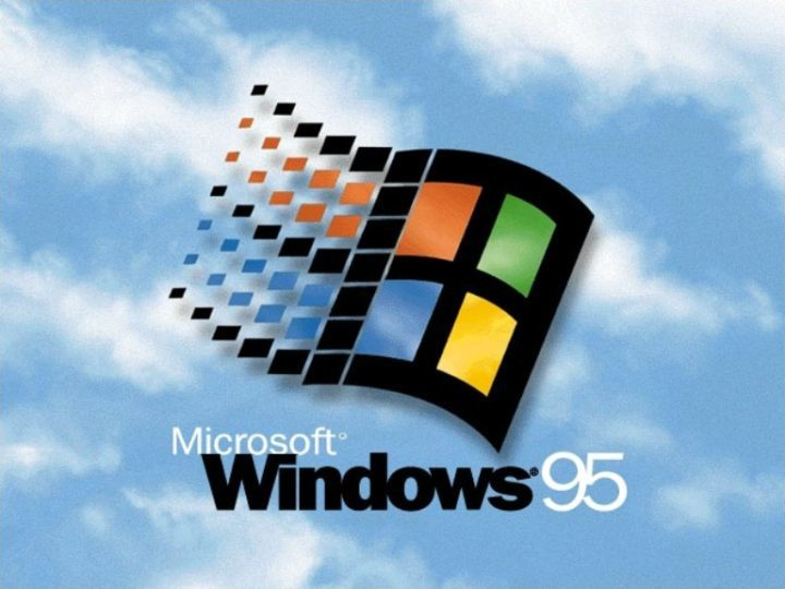 Discovered 25. years hidden Easter Egg in Windows 95.